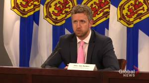 N.S. declares provincewide shutdown (03:02)