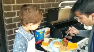 Chef Shahir Massoud talks turkey for Father's Day
