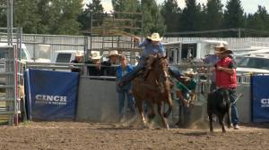 Alberta cowgirls welcome new pro rodeo event