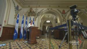 Quebec's minister responsible for seniors in the hot seat at the National Assembly (01:50)