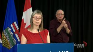 COVID-19: Alberta updates guidelines for singing and musical instruments (02:12)
