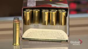 CSAAA and Peterborough businesses ask candidates to rethink firearm platforms (02:37)