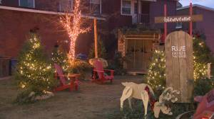 Winter village comes to Sainte-Anne-de-Bellevue