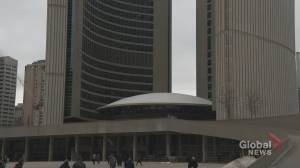 Security changes at Toronto City Hall prompts accessibility questions