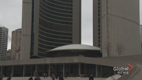 Security changes at Toronto City Hall prompts accessibility questions | Watch News Videos Online