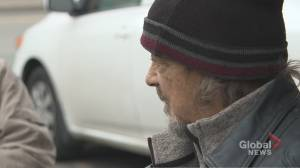 Toronto palliative care patient on homeless spectrum describes greatest fear with health diagnosis (00:25)