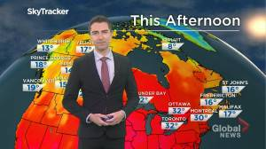 Saskatchewan weather outlook: July 8