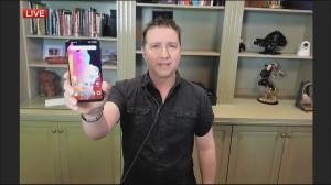 Marc Saltzman with back-to-school tech
