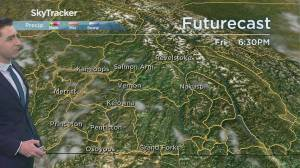 Kelowna Weather Forecast: March 19