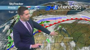 Another hot day: May 17 Manitoba weather outlook (01:41)