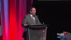 Premier Kenney issues inter-provincial trade challenge