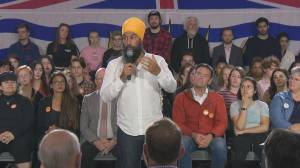 Federal Election 2019: Singh says NDP will build 'half a million' affordable homes across Canada