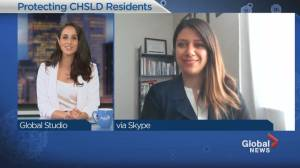 Using AI to protect CHSLD residents