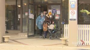 Coronavirus: New recommendations aimed at saving lives in Ontario long-term care homes (01:50)