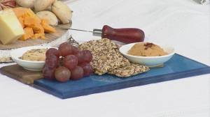 Impress your guests with sweet and savoury charcuterie boards