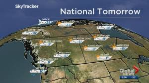 Edmonton weather forecast: Sunday, Jan. 19