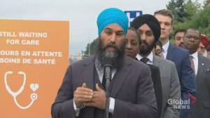 Federal Election 2019: Singh says NDP is looking for candidates that 'reflect Canada'