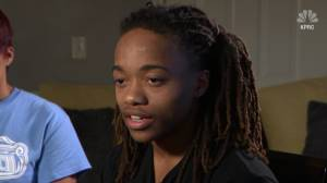 Texas teen told he can't participate in graduation ceremony unless he cuts his dreadlocks