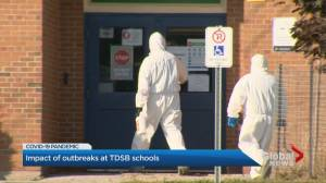 Coronavirus: Two COVID-19 outbreaks declared at TDSB schools