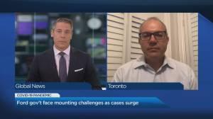 Coronavirus: How Ontario is handling its 2nd wave