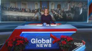 Global News Morning headlines: Tuesday December 3, 2019
