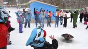 Ice Box winter festival returns to The County