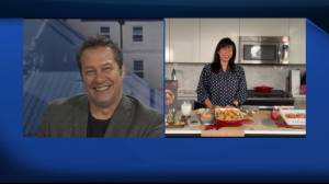 Food and lifestyle expert Pay Chen chats with Global News Morning (05:39)