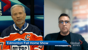 Renovations still increasing in Edmonton as Fall Home Show set to take place (04:41)