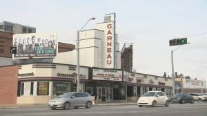 Historic Garneau Theatre in Edmonton turns 80 (01:55)