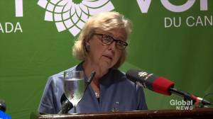 Federal Election 2019: Green Party Leader calls for decriminalization of illicit drugs, says mental health matter