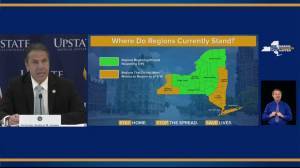 Coronavirus outbreak: 5 New York regions now ready to start reopening Friday