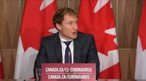 Coronavirus: Miller announces additional $1.2 B to support First Nations communities (01:22)