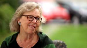 An extended interview with Green Party Leader Elizabeth May