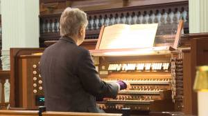Staying connected with the church community through on-line organ recitals