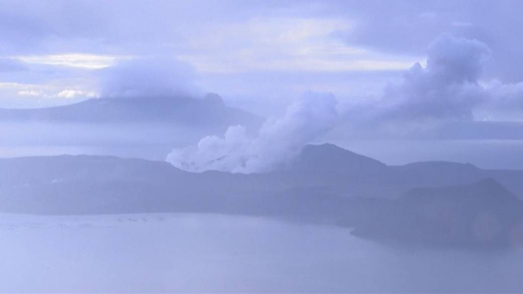 Philippine officials seek safer homes for residents displaced by Taal volcano