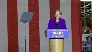 Elizabeth Warren raises $24 million in third quarter, topping Joe Biden