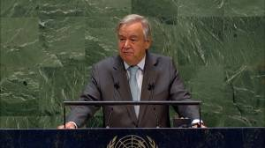 UNGA 2020: UN Secretary-General pushes for 'global ceasefire' by end of 2020 amid COVID-19 pandemic