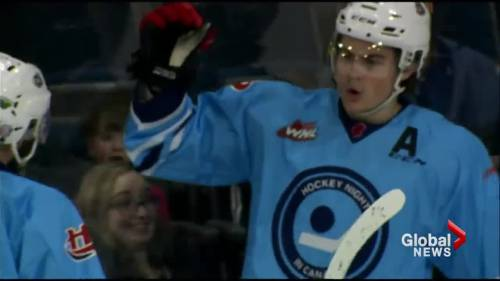 Hurricanes hammer Moose Jaw to snap 3-game slide | Watch News Videos Online
