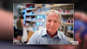 Health Matters: U of A researcher shares Nobel prize in medicine for hepatitis C virus discovery (03:05)