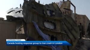 Iran plane crash: What was discussed at international meeting? (03:48)