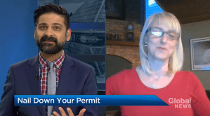 Edmonton running annual 'Nail Down Your Permit' campaign (04:10)