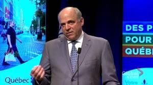 Quebec gives financial boost to entrepreneurs (01:52)