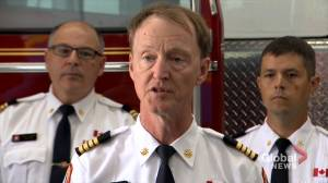 Halifax Regional Fire & Emergency say no imminent public safety risk