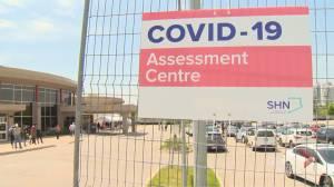 Mobile coronavirus testing units open in Ontario (01:50)