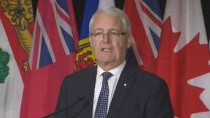 Garneau says blockade causing disruptions for all Canadians, but dialogue is way forward