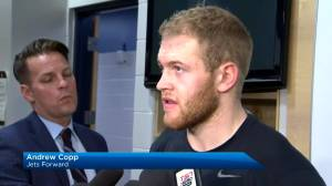 Winnipeg Jets Post Game Reaction – Jan. 31