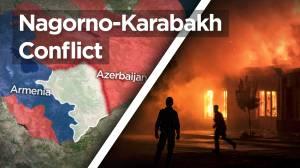 Armenia-Azerbaijan: What's behind the fighting in Nagorno-Karabakh? (03:16)