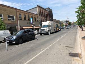 Some downtown Peterborough businesses not happy with restructuring
