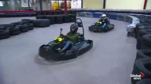 Kartbahn Indoor Racing