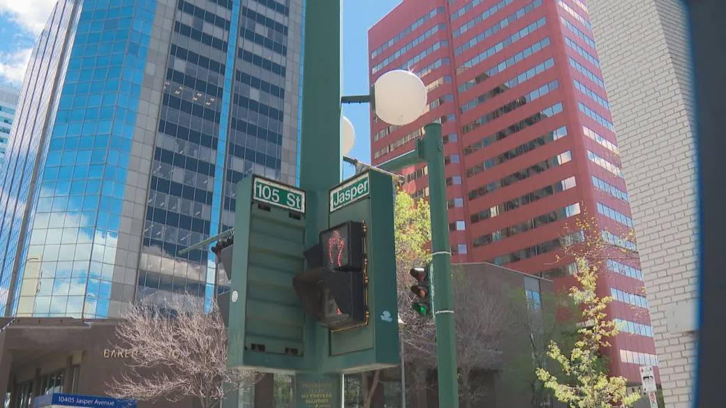 Click to play video: 'Strategy to bring life back to Edmonton's downtown'